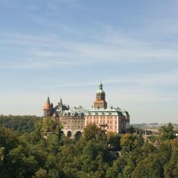 Zamak Książ, Svjebođice