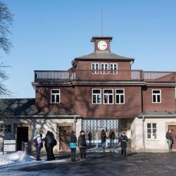 Buchenwald-mindesmærke