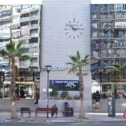 Alicante Train Station