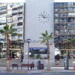 Alicanten rautatieasema