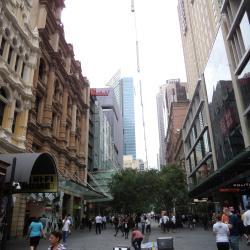 Centrum handlowe Pitt Street, Sydney