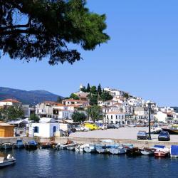 Skiathos Port