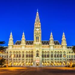 Ratusz w Wiedniu, Wiedeń