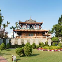 Fort Provintia, Tainan