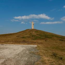 Col de Beklemeto, Chiflik