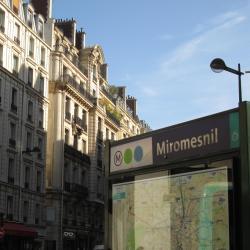 Stazione Metro Miromesnil