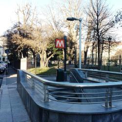 Estação de metrô Porta Nuova