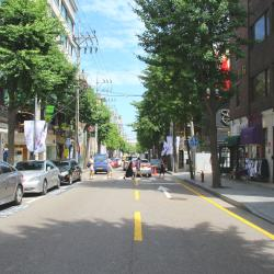 Garosu-gil, Seoul