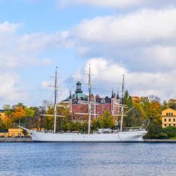 Skeppsholmen, Stoccolma