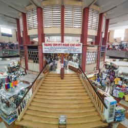 Рынок Дам, Нячанг