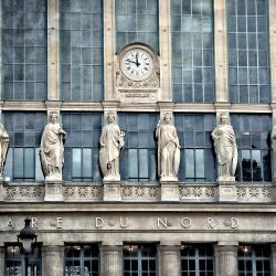 Metrostation Gare du Nord