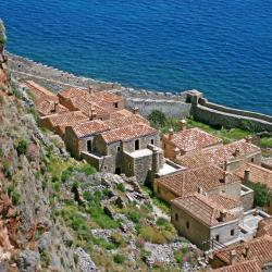 Monemvasia Castle, Monemvasia