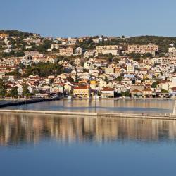 Пристанище Аргостоли