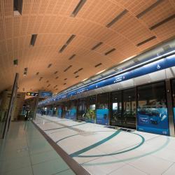 Abu Baker Al Siddique Metro Station