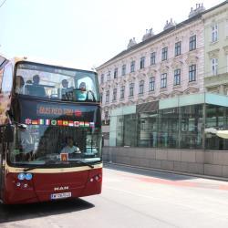 Taborstraße Metro Stop