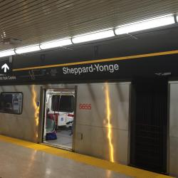 Estação de metrô Sheppard-Yonge