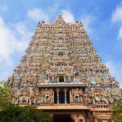 Meenakshi Temple, Madurai