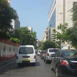 Hamra Caddesi, Beyrut