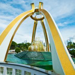 Jerudong Park, Kampong Jerudong