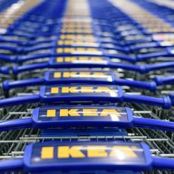 IKEA parduotuvė Vilniuje, Vilnius