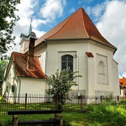 Sv. Trīsvienības katoļu baznīca