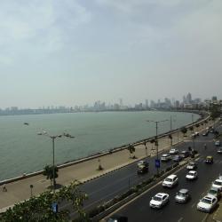 מרין דרייב, מומבאי