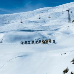 Skilift Honegg