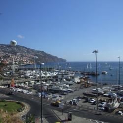 Puerto deportivo Marina de Funchal