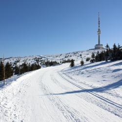 Praděd-fjellet, Karlova Studánka