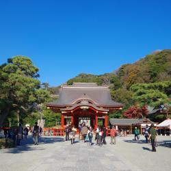 Храм Цуругаока Хачимангу