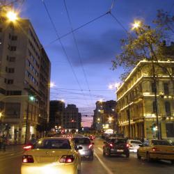 Omonia väljak, Ateena