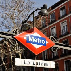 Métro La Latina