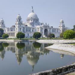 Victoria Memorial, Calcutta