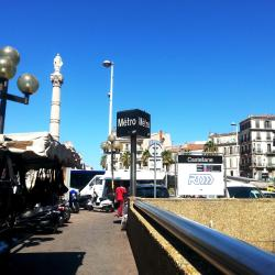 Métro Castellane