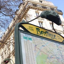 Stazione Metro Bastille
