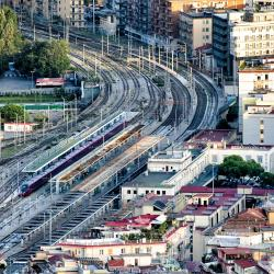 Salerno Train Station