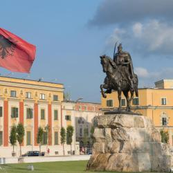 Skanderbeg Square, Tirana