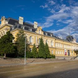 Palais royal de Sofia, Sofia