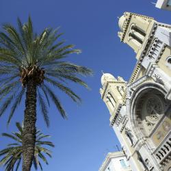 Avenue Habib Bourguiba, Tunisi