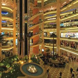 Centro comercial City Stars, El Cairo