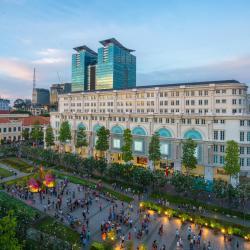 Union Square Saigon Shopping Mall