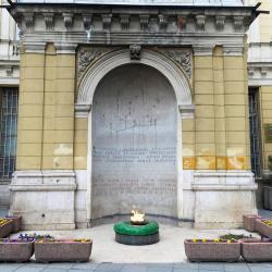 Eternal Flame in Sarajevo, Sarajevo