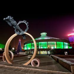 Almaty Circus, Almaty