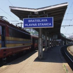 Bratislavská hlavná stanica