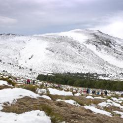 Estación de esquí de Valdesquí