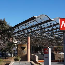 Cipro Metro Station