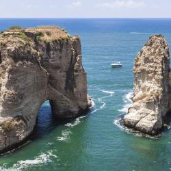 Güvercin Kayası (Rawcheh), Beyrut