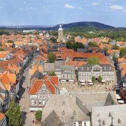 Oude stad van Goslar