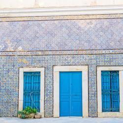 Dar Hussein Palace, Tunisi