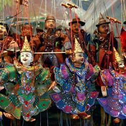 Bangkok Dolls Museum & Factory, Bangkok